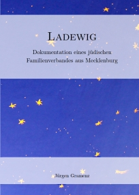 Ladewig Documentation of a Jewish family clan from Mecklenburg book cover